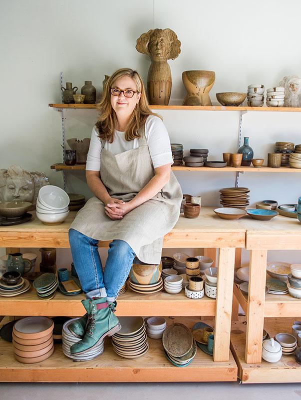 melissa monroe pottery