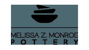 Melissa Z Monroe Pottery Logo